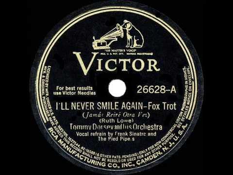 Í´ll never Smile Again