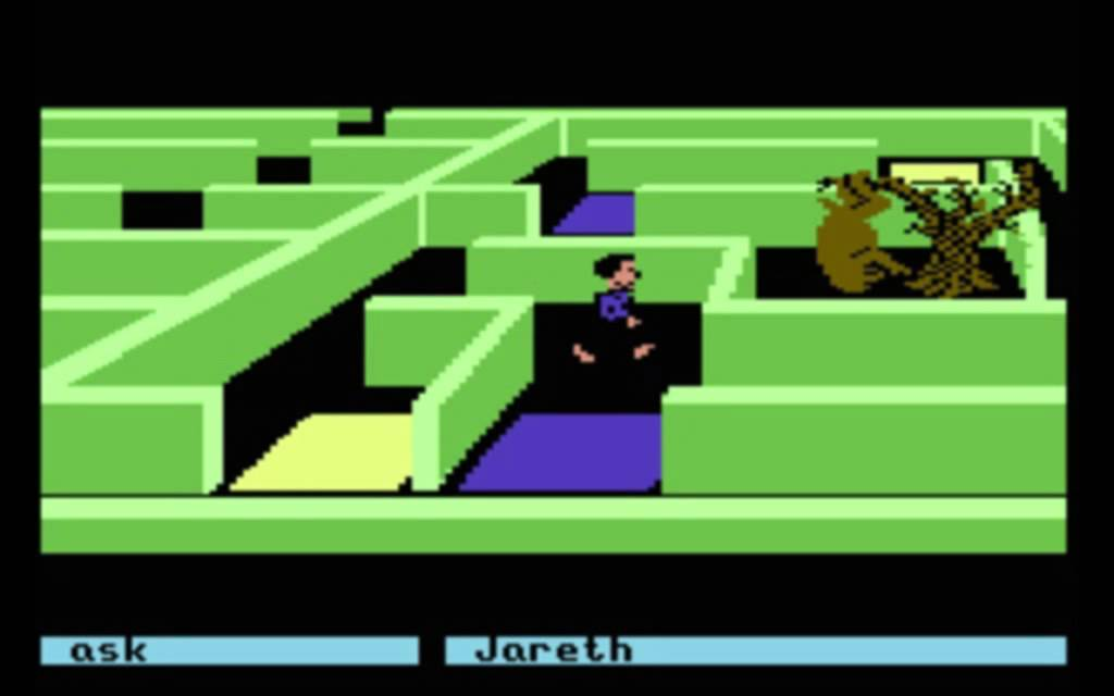 C64 Longplay - Labyrinth