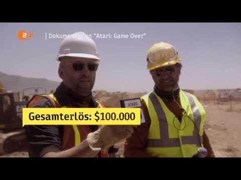 ATARI Game Over - E.T in der Wüste oder 25 Millionen USD in den Sand gesetzt