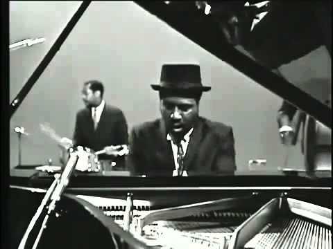 Thelonious Monk Quartet 1966