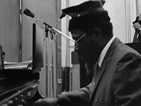 Recording Session - Thelonious Monk