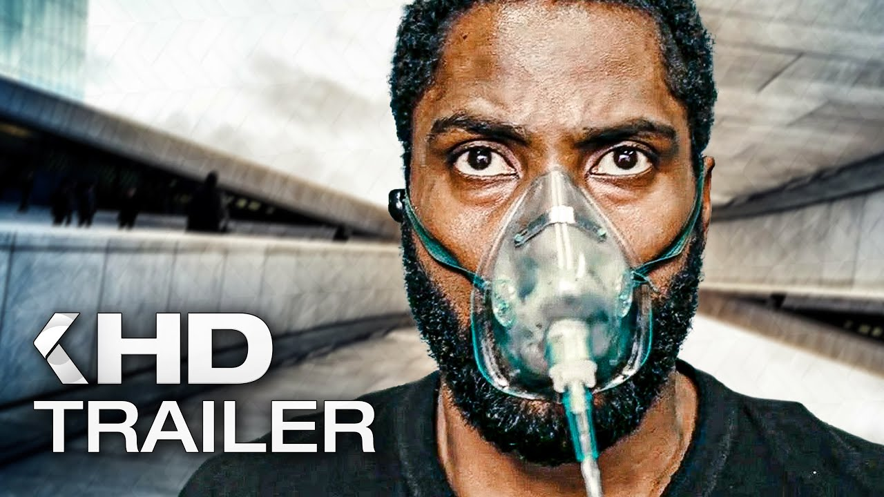 TENET Trailer 2 German Deutsch (2020)