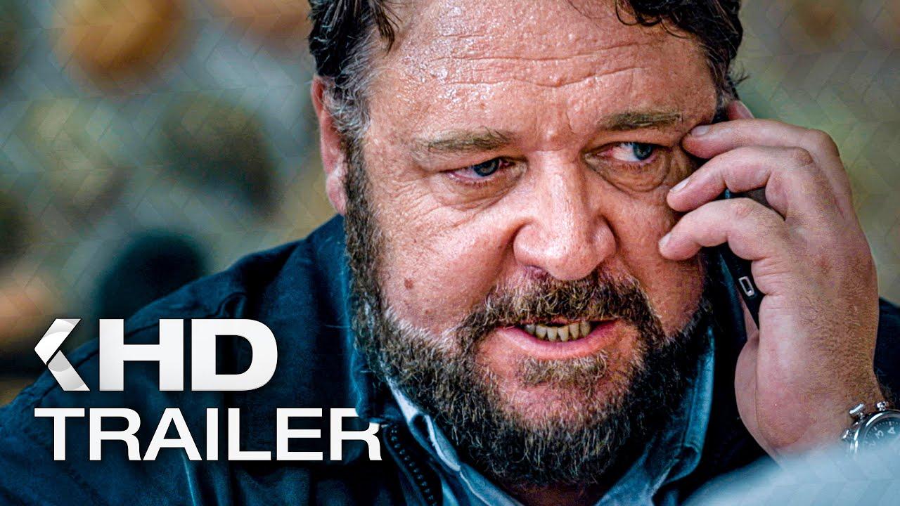 UNHINGED Trailer German Deutsch (2020) Exklusiv