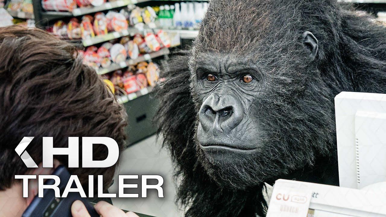RETTET DEN ZOO Trailer German Deutsch (2020) Exklusiv