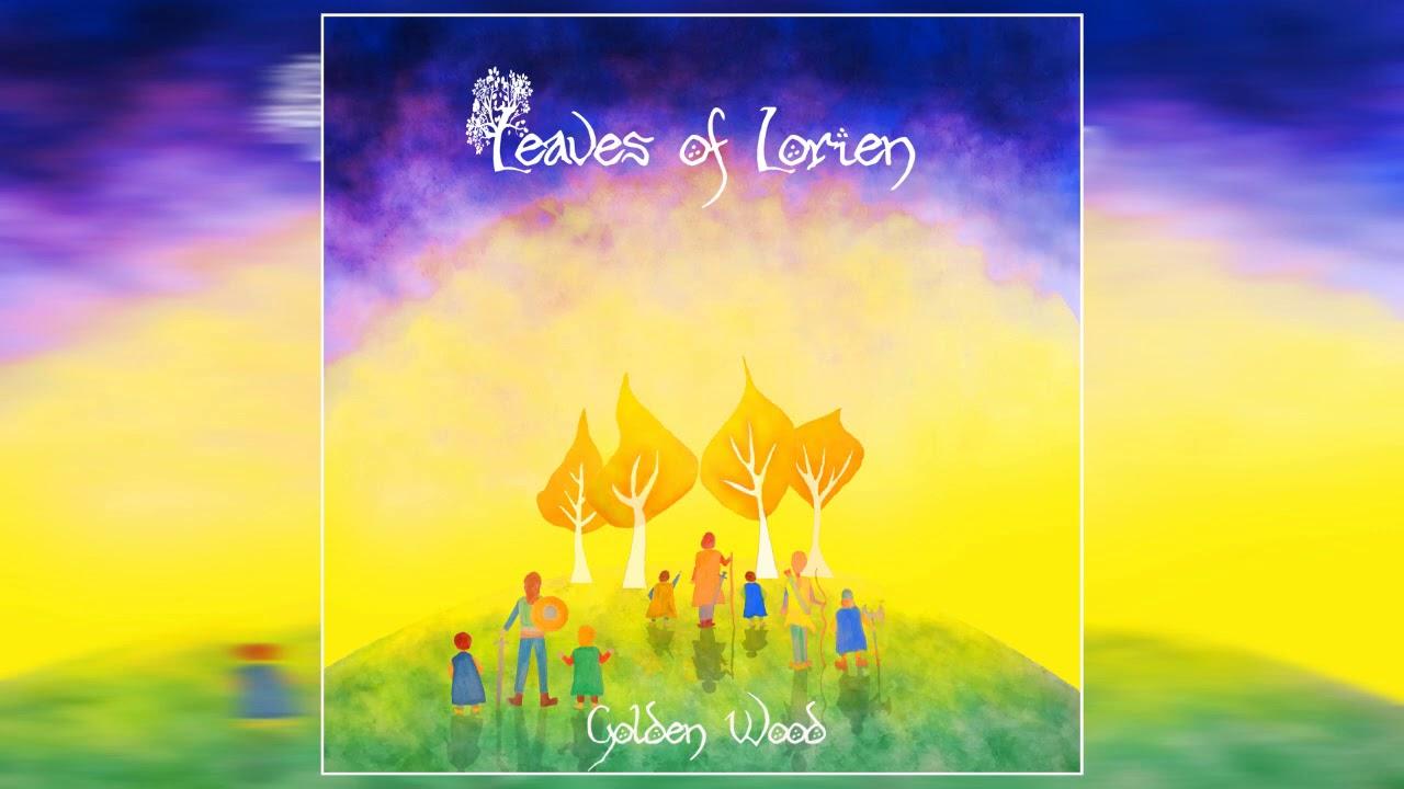 Leaves of Lorien - Golden Wood (2020) (Full Album)