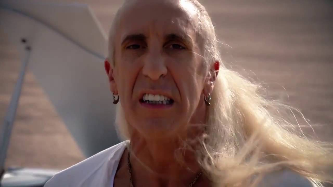 """Dee Snider's Emotional Stripped Down Version of """"We're Not Gonna Take It"""""""