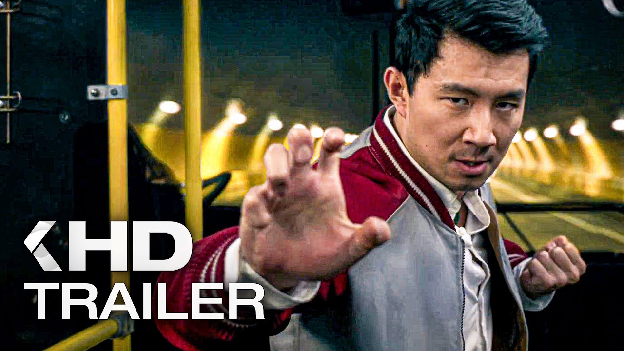 SHANG-CHI AND THE LEGEND OF THE TEN RINGS Trailer German Deutsch (2021)